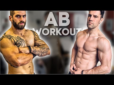 Quick Ab workout with a partner