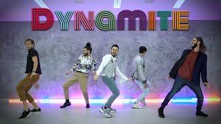 DYNAMITE - BTS - Dance by Ricardo Walker's Crew (Cover + Choreography)