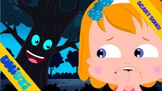 Umi Uzi | Spooky Woods | Original Songs For Kids |  Nursery Rhymes For Children