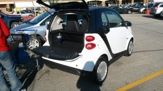 2013 smart car pure coupe