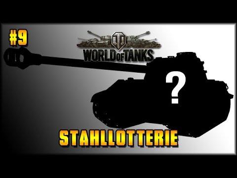 World of Tanks - Stahllotterie - Sag Stop! #9  [ deutsch 🐄 gameplay ]