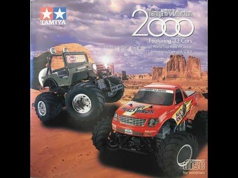 Tamiya Racing RC Collection 2000