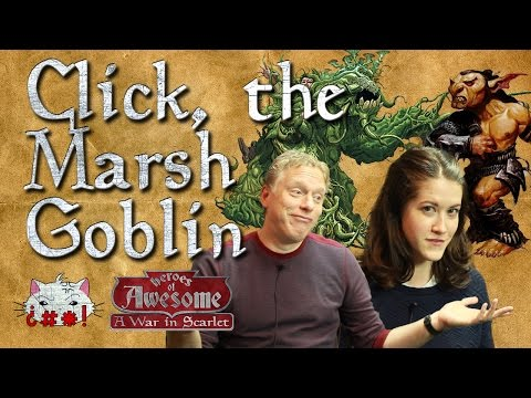 Dungeons and Dragons Click the Marsh Goblin - A War in Scarlet: Chapter  29