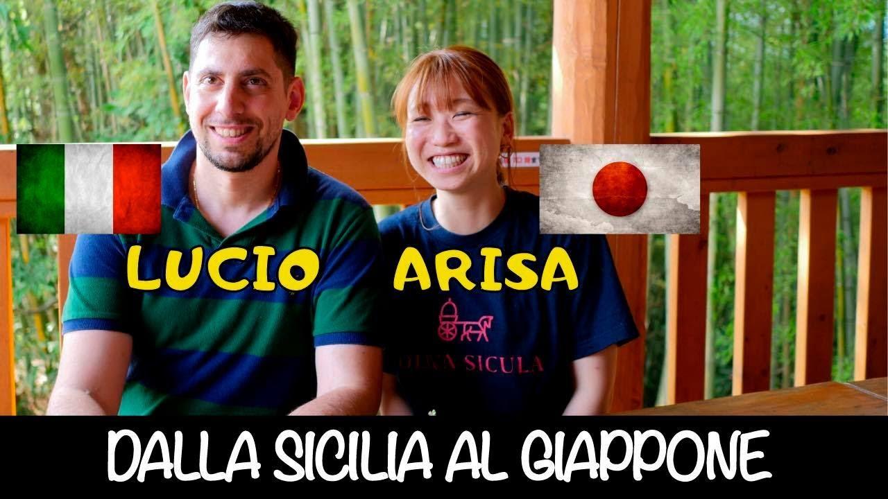 Lucio & Arisa - Dalla Sicilia al Giappone