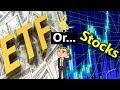 When to Buy Etfs OVER Stocks (6 Times When Investing In Etfs Is Better Than Picking Stocks)