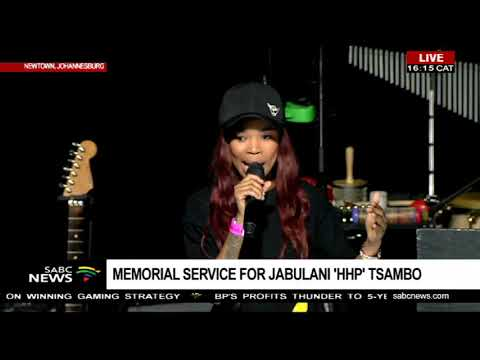Fifi Cooper pays tribute to HHP