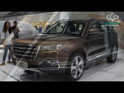 Great Wall Haval H7 2017