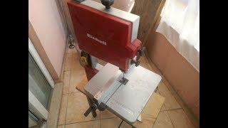 Einhell TC-SB 200/1 Bandsaw Testing (Einhell TC-SB 200/1 şerit testere )