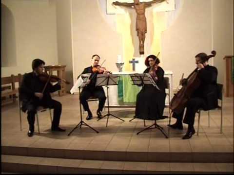 Mozart String Quartet #23 k.590 no.3