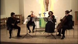 mozart string quartet 23 k 590 no 3