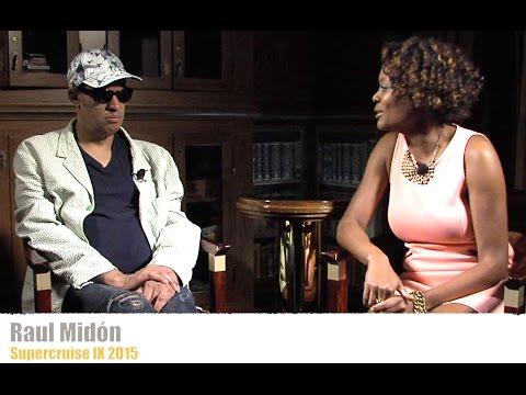 Raul Midón - Capital Jazz TV interview from The SuperCruise IX
