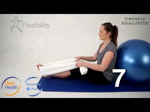 Total Knee Replacement Exercises : OneHealth Group and Physionet Plus