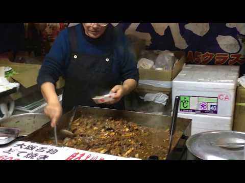 Food Trip at Kyoto Night Market