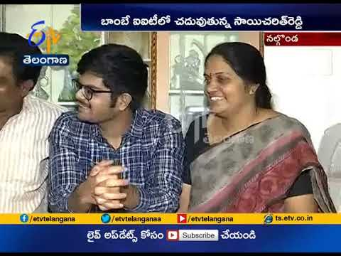 Telugu Boy Sai Charith Gets Job Offer | With Rs.1.5 Crore Salary | In Microsoft | Express Hapiness
