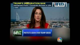 Immigrants Banned From US For 90 Days