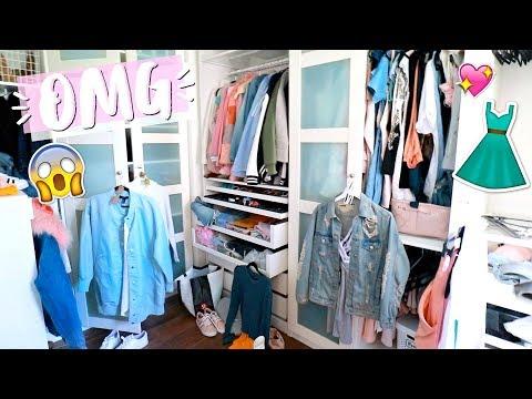 Download Youtube: Omg Closet Disaster!! AlishaMarieVlogs