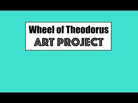 Wheel Of Theodorus Art Project Part 1