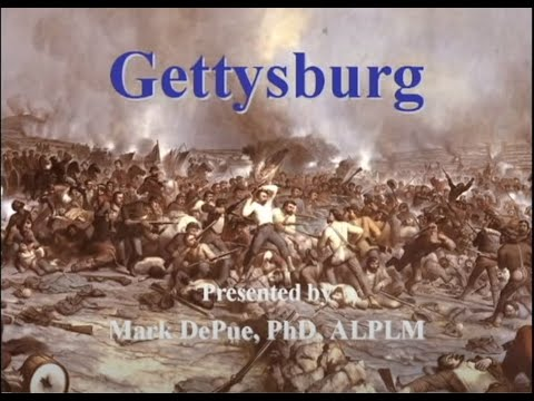The Civil War Battle Series: Gettysburg