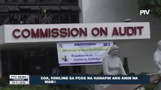 COA, hiniling sa PCGG na hanapin ang anim na mamahaling paintings ng pamilya Marcos