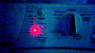 wfw9150ww02 whirlpools washer flashing light error