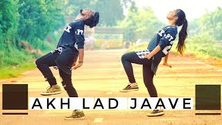 Akh Lad Jaave | Loveratri | The Queens Crew | Govinda Choreography | Hip-Hop Dance