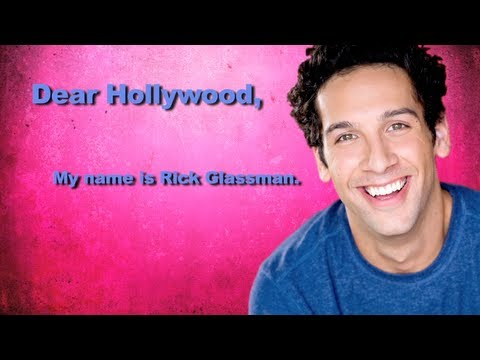 Rick Glassman audition tape for Industry & Hollywood