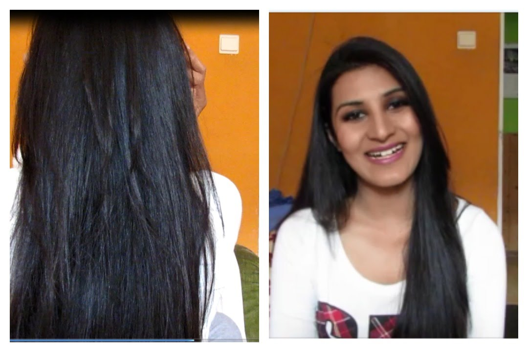 how to make your hair soft and shiny youtube