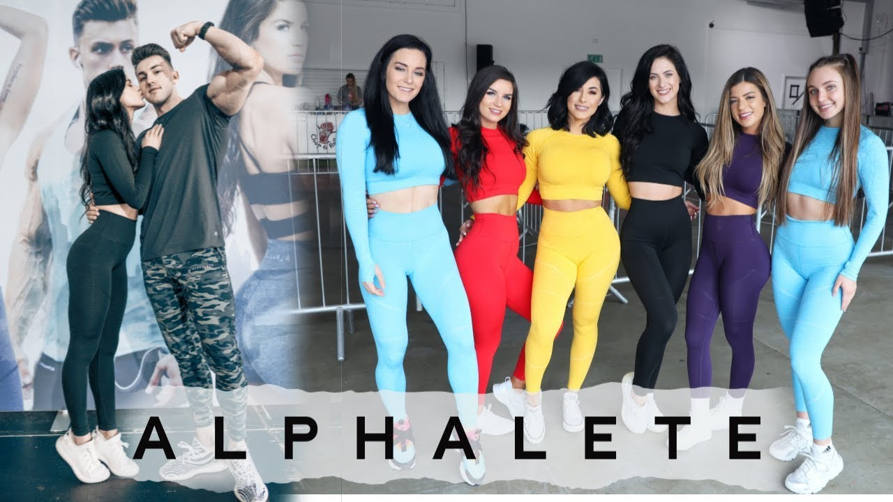 ALPHALETE MEET UP LONDON | Meeting You for the First Time
