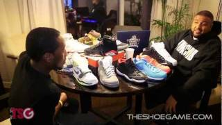 For No Reason: DJ Khaled Talks Sneakers with The Shoe Game