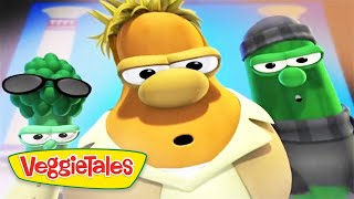 Veggie Tales | A Mess Down in Egypt  | Veggie Tales Silly Songs With Larry | Videos For Kids