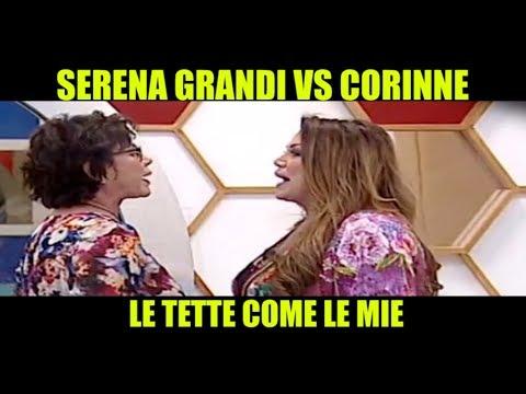 GF VIP 2017 SERENA GRANDI VS CORINNE -(HIGHLANDER DJ PARODY)