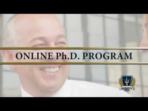 Earn your Ph.D. Degree Online at Trident University