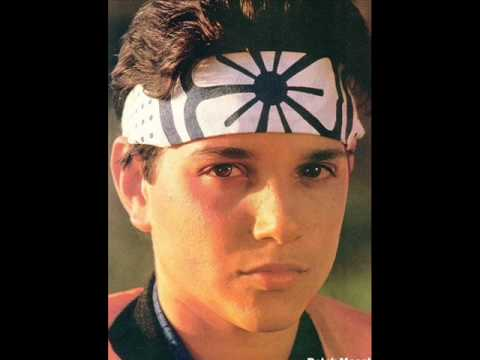 "Karate Kid Soundtrack  ""Your'e The Best Around"""