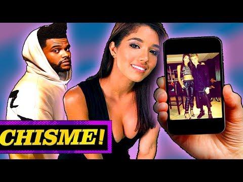 ¿The Weeknd Anda con Otra Ex de Justin Bieber?