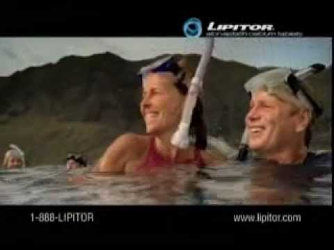 New Lipitor commercial shot in Hawaii