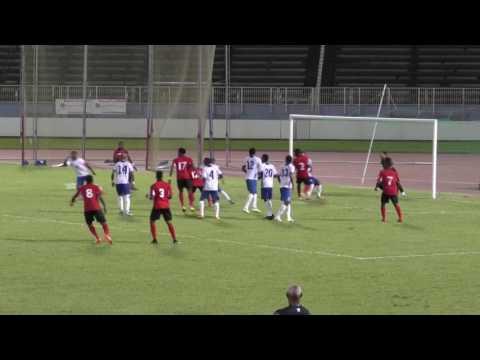 Game Highlights - Trinidad and Tobago  vs Martinique