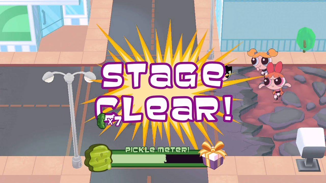 Kotaku Plays Powerpuff Girls Flipped Out