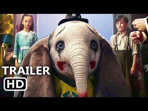 - Dumbo Trailer...Bring Kleenex
