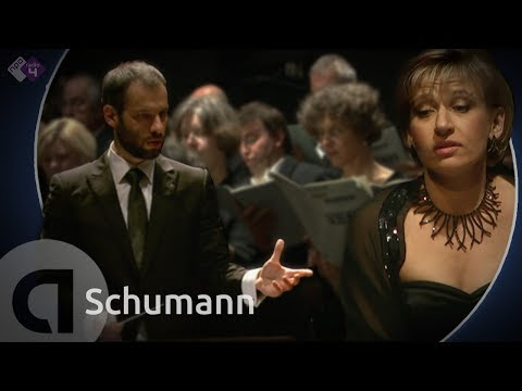 Schumann - Three Works conducted by Dmitri Slobodeniouk - Live Classical Music