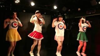 この動画はアイドルユニット「バクレスターゲッツ」の2017/3/5の定期公演「秘密基地vol.4」の動画です。 セトリは 1. Love at first sight 2. 21st century...