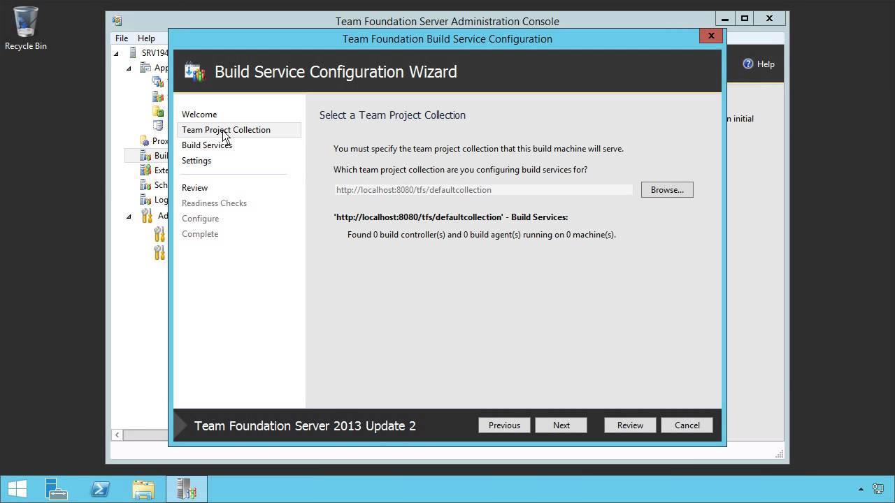Microsoft Team Foundation Server 2013: Understanding Build Controllers