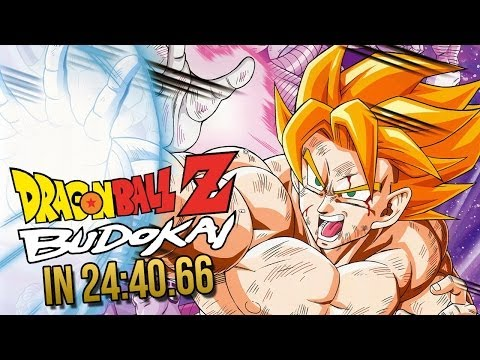 Dragon Ball Z: Budokai Speed Run (New Game) (24:40.66)