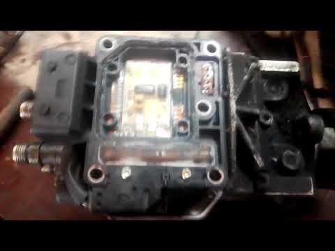 Не заводится Опель Вектра Б 2.0 дизель P1630 P1631 P1651 тнвд VP44 обрыв провода на транзистор