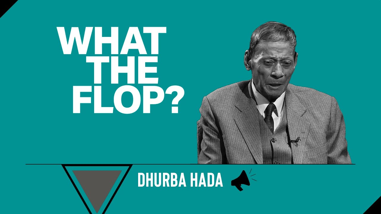 Download Dhurba Hada | Sarwa Shree Comedian | What The Flop: Pandemic Airing | 26 August 2021