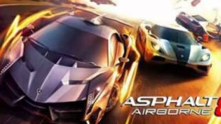 Asphalt 8: Airborne 1.6.0e Mod Money Unlimited+Data Android