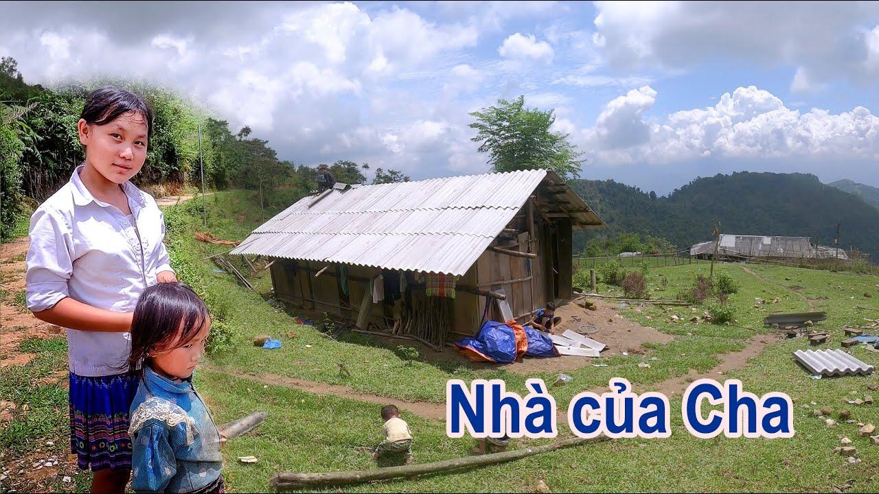 Thần tốc làm xong mái nhà cho chị em Cha trước khi có một đợt mưa khác - vẫn còn nhiều việc phải làm