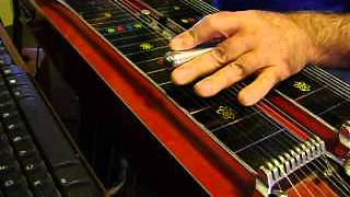 "Tammy Wynettes "" Take Me To Your World"" Intro For Pedal Steel"
