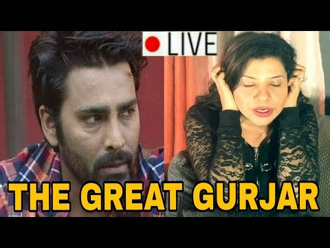 THE GREAT GURJAR | SS speaks LIVE | 18th &...