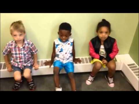 Brightside Academy Preschoolers!