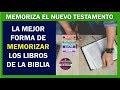 Religión 1º ESO - Los libros del Nuevo Testamento - YouTube